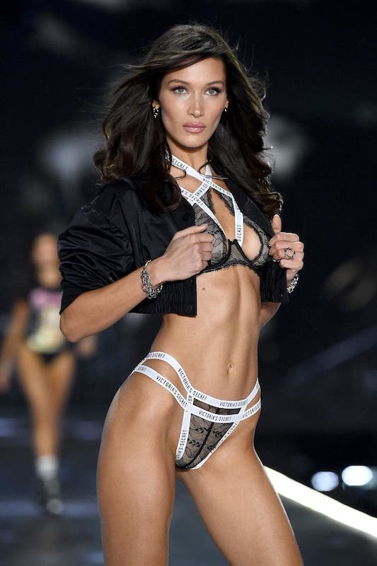 Train like a Victoria's Secret Model