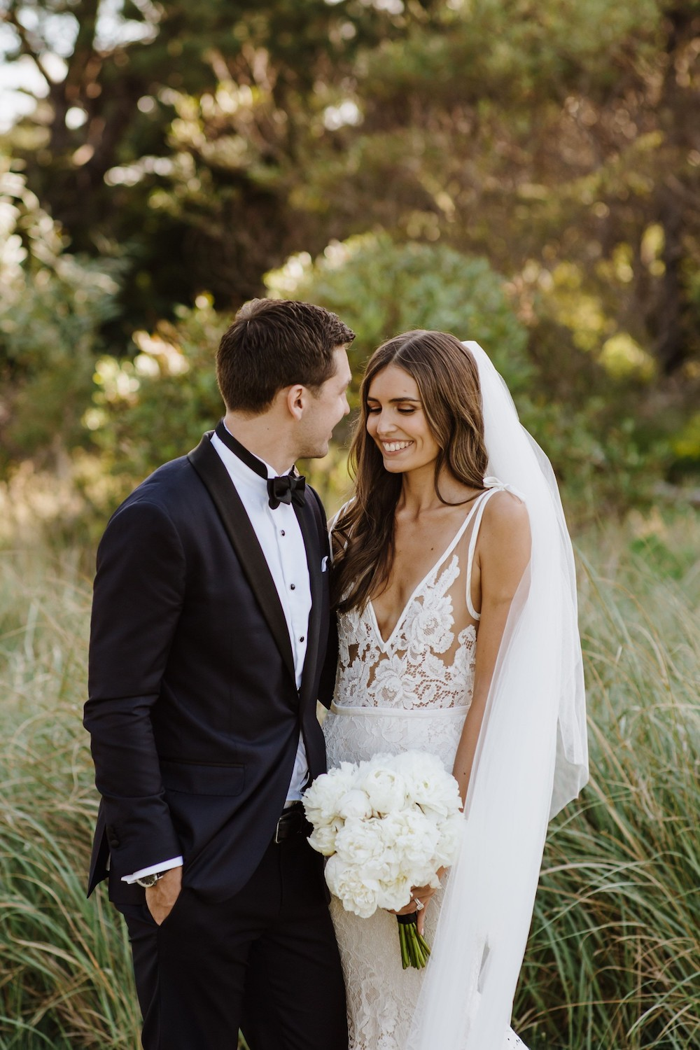Inside A Moody Sydney Wedding