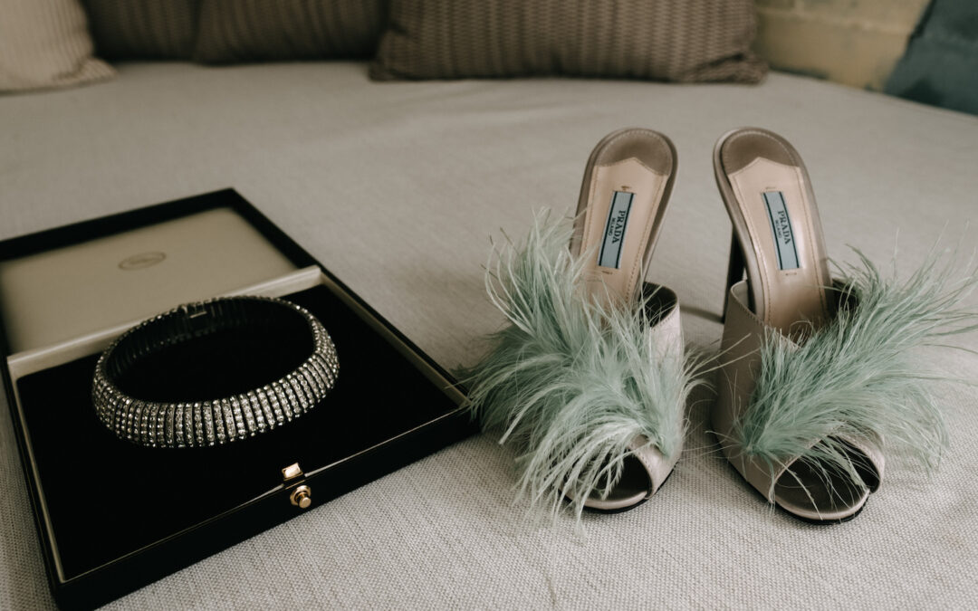10 Pairs Of Shoes To Dance Down The Aisle In